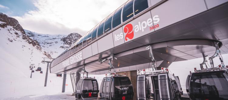 vtc les Deux Alpe
